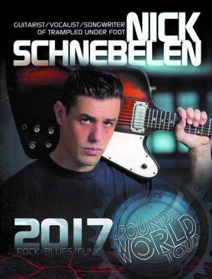 Nick Schnebelen Blues on the Coast
