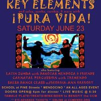 Latin Dance Party with Pura Vida, Key Elements, TreMendo Samba