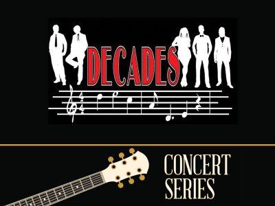 "Parducci Concert Series: ""Decades"""