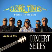 """Parducci Concert Series: """"Long Time"""""""