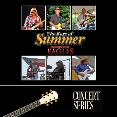 "Parducci Concert Series: ""Boys of Summer"""