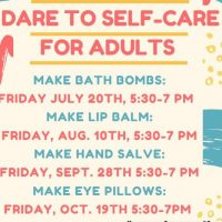 Dare to Self-Care for Adults