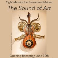 July Exhibit: The Sound of Art