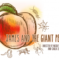 "Auditions for ""James and the Giant Peach"""