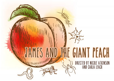 """Auditions for """"James and the Giant Peach"""""""