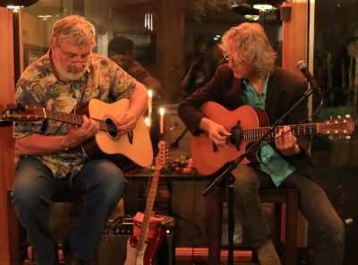 """Guitar Duo """"The Quitters"""" with Glenn Houston &..."""