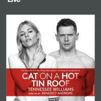 "National Theatre Live: ""Cat on a Hot Tin Roof"""