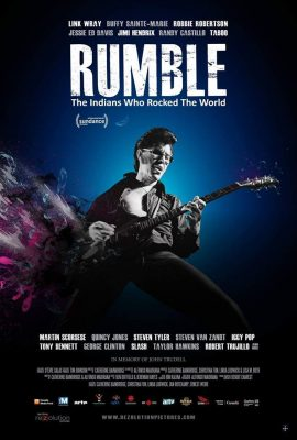 Film Club: Rumble: The Indians Who Rocked the worl...