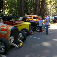10th Annual Gualala Arts Auto Show & 8th Annual Pinewood Derby