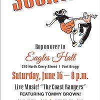 Sock Hop at Eagles Hall