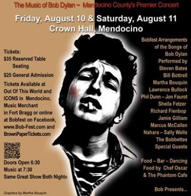 BobFest - The Music of Bob Dylan