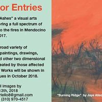 """""""Out of the Ashes"""" Call to Artists"""
