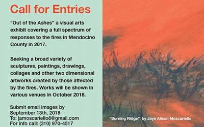 """Out of the Ashes"" Call to Artists"