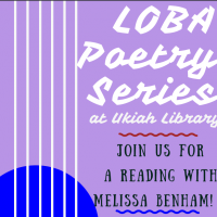 LOBA Reading Series featuring Melissa Benham