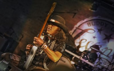 Blues on the Coast: Anthony Gomes