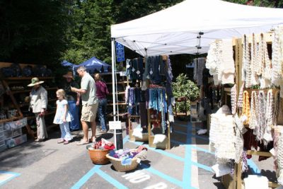 57th annual Art in the Redwoods & Fine Arts Ex...