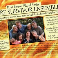 "Fire Survivor Ensemble ""First Person Plural"" Series special presentation"