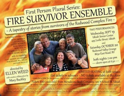 "Fire Survivor Ensemble ""First Person Plural"" S..."