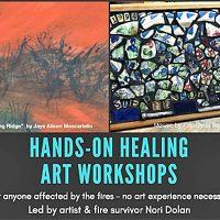 Hands-On Healing Art Workshop