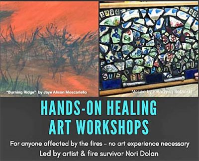 Hands-On Healing Art Workshop