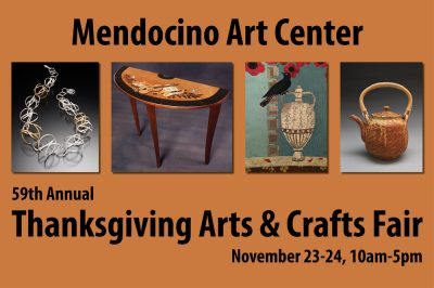 59th Annual Thanksgiving Arts & Crafts Fair