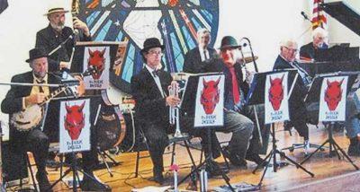 Gloriana presents Bob Ayres' The Dixie Devils