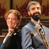 Opus Chamber Music Series - Hannah Addario-Berry and Jeff Anderle