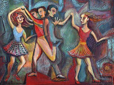 Swing Dance Friday Nights in Mendocino