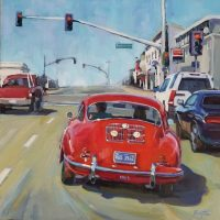 Mendocino Open Paint Out Featured Artist Preview Exhibition