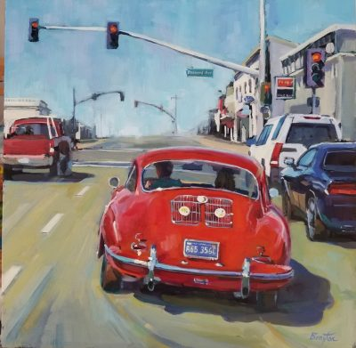 Mendocino Open Paint Out Featured Artist Preview E...
