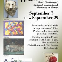 """Wild"" Juried Art Exhibit"