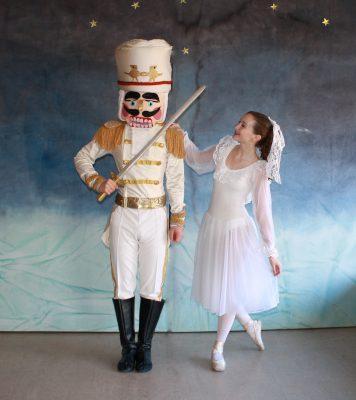 "Mendocino Ballet ""Nutcracker"" Auditions"