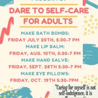 Dare to Self-Care for Adults: Hand Salve