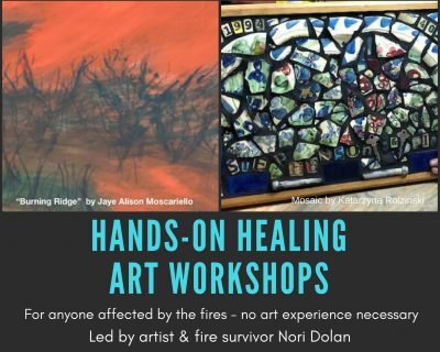 Hands-On Healing: Therapeutic Art Workshops