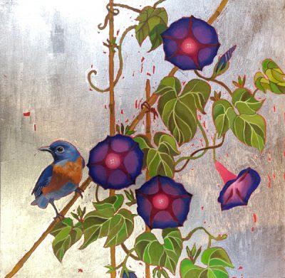 Dan Scannell: Flora & Fauna in Silver & Go...