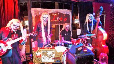 Billy Watson Halloween at Blue Wing Monday Blues