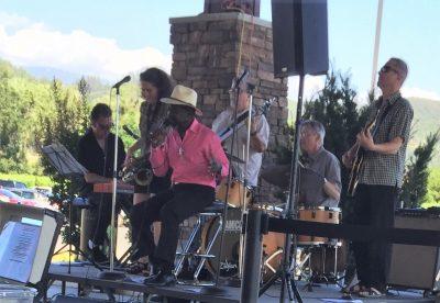 Nancy Wright Band at Blue Wing Monday Blues