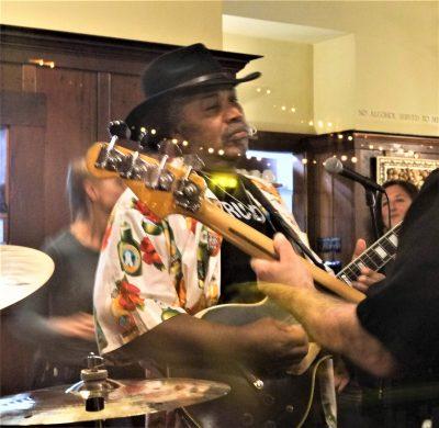 Levi Lloyd Band at Blue Wing Monday Blues