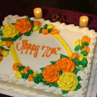 70th Birthday Celebration