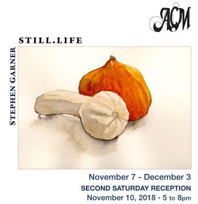 Artists' Coop November Featured Artist Stephen Garner