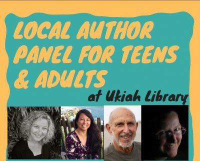 Local Author Panel featuring Jody Gehrman, Rena Ro...