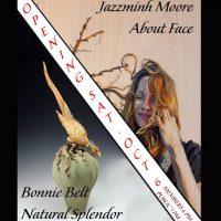 Bonnie Belt: Natural Splendor & Jazzminh Moore: About Face