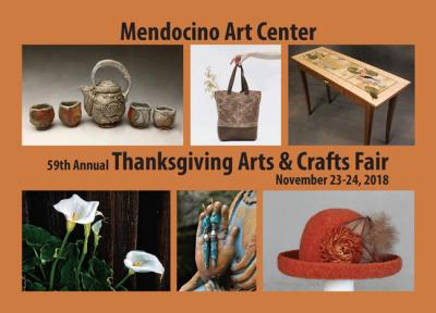 59th Annual Thanksgiving Arts & Crafts Fair