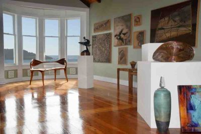 Highlight Gallery celebrating 40th Anniversary on the Mendocino Coast