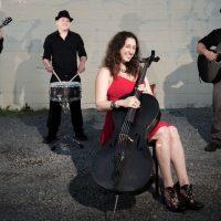 """San Francisco band """"Dirty Cello"""""""