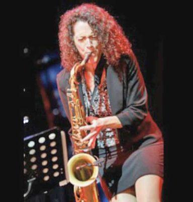 Nancy Wright Blues Quartet
