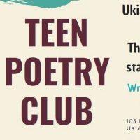 Teen Poetry Club