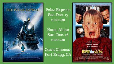 Polar Express - Winter Film Series