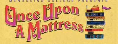 "AUDITIONS for ""ONCE UPON A MATTRESS"""