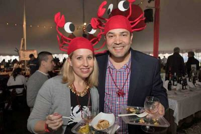 Crab Cake Cook-Off & Wine Tasting Competition